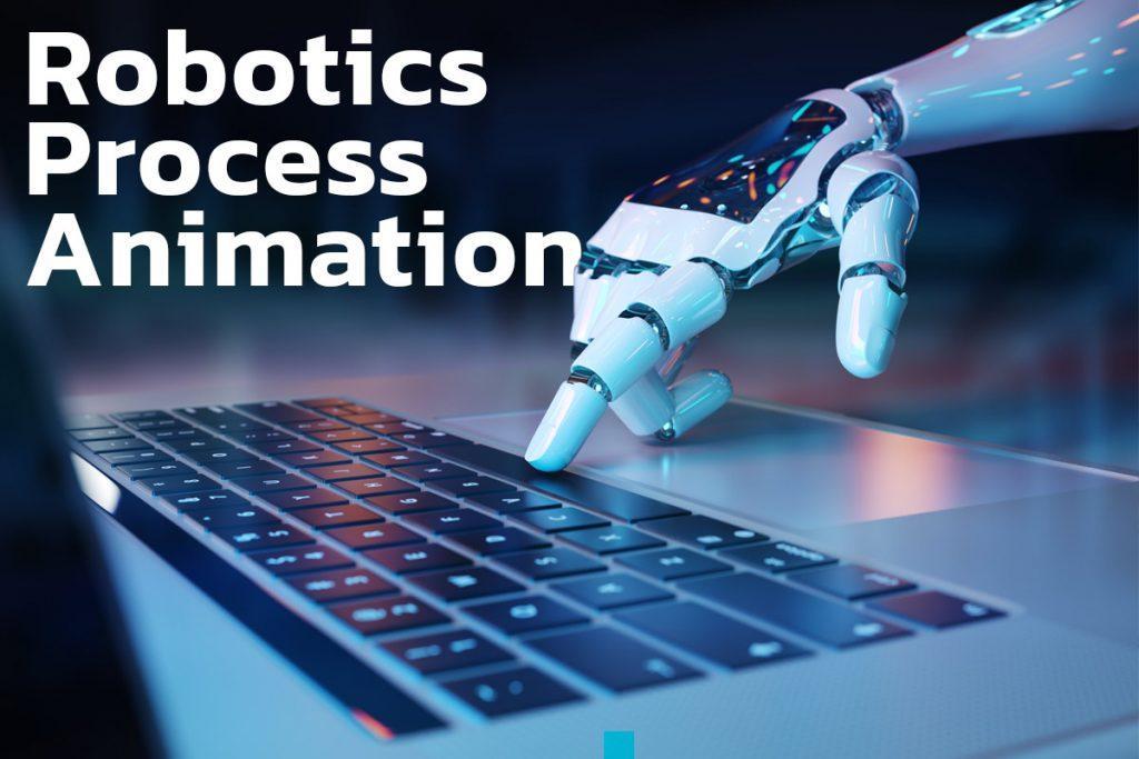 Robotics Process Animation